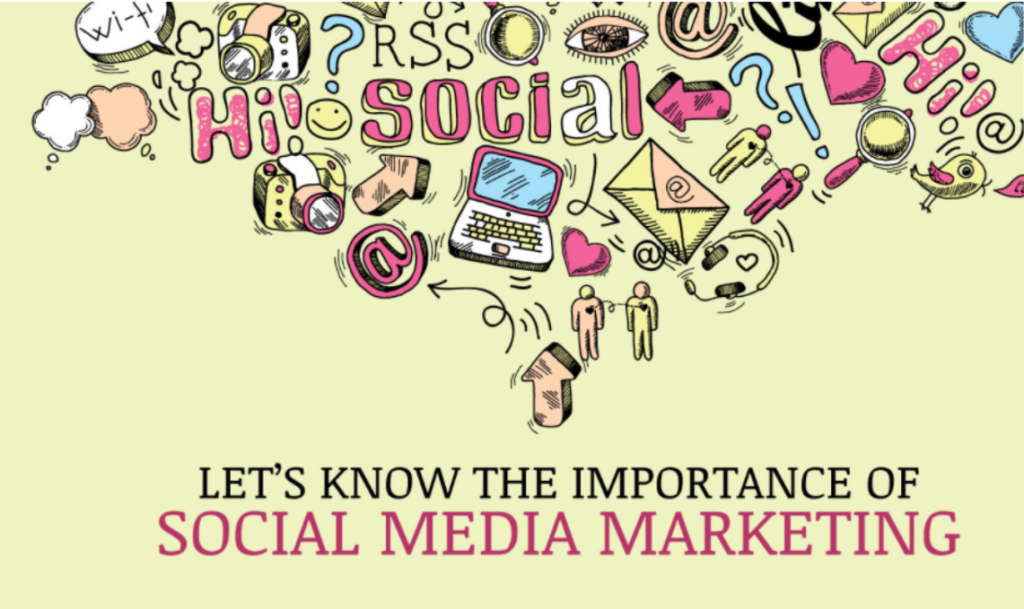 TOP 5 REASONS WHY SOCIAL MEDIA MARKETING IS IMPORTANT