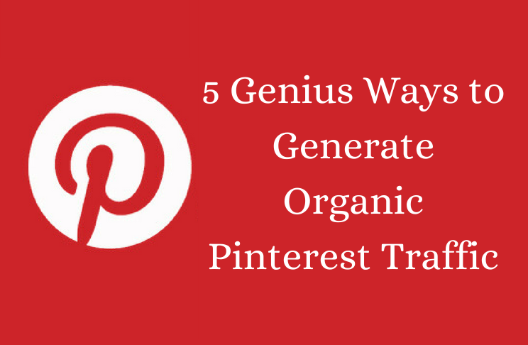 Organic Pinterest Traffic